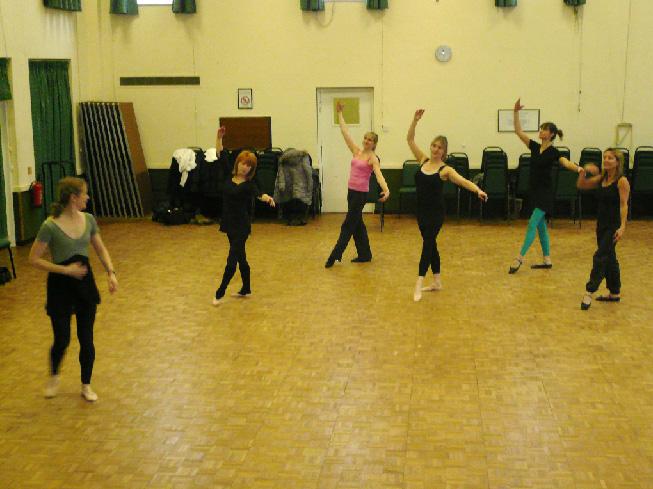 Dance Class 2011 b