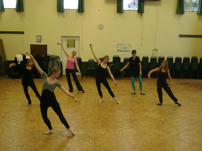 Dance Class 2011 c