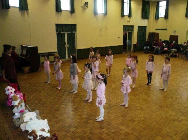 Dance Class 2011 d