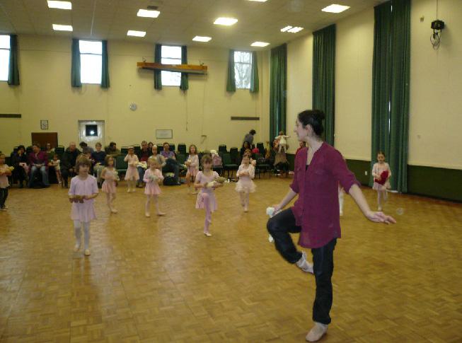 Dance Class 2011 e