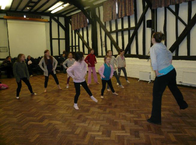 Dance Class 2011